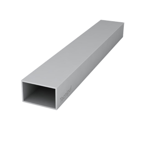 GRP Rectangular tube profile
