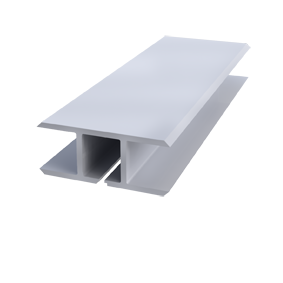 GRP H rail profile